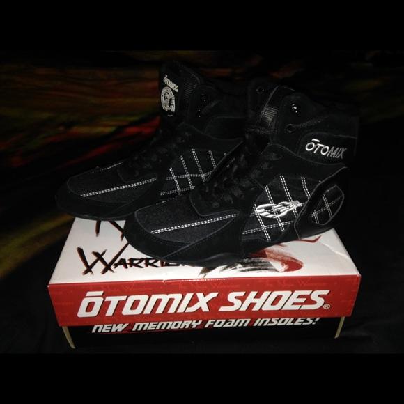 5ec91933719 Otomix Ninja Warrior Bodybuilding Boxing Shoes